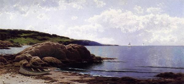 Baily s Island Maine